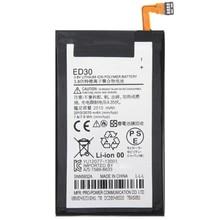 Последним Настоящее Оригинальный ED30 2010 мАч Высокой Емкости Литий-Полимерный Аккумулятор Телефона Для Motorola G XT1031 XT1032 XT1033 XT1039