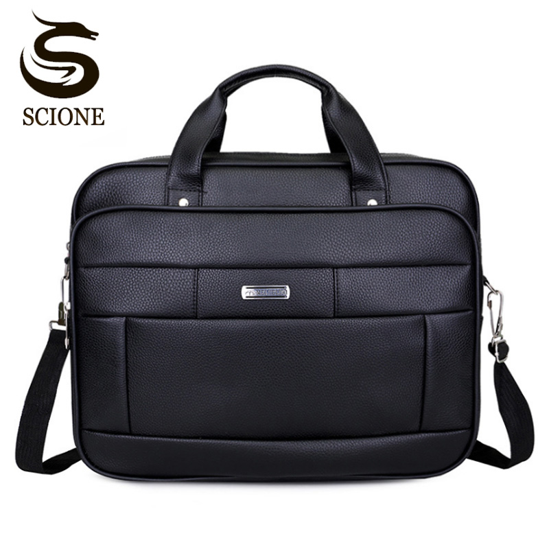 2018 Waterproof Top Pu Leather Garment Bag With Handle Lightweight Business Men Travel Bags Hand Luggage Duffle