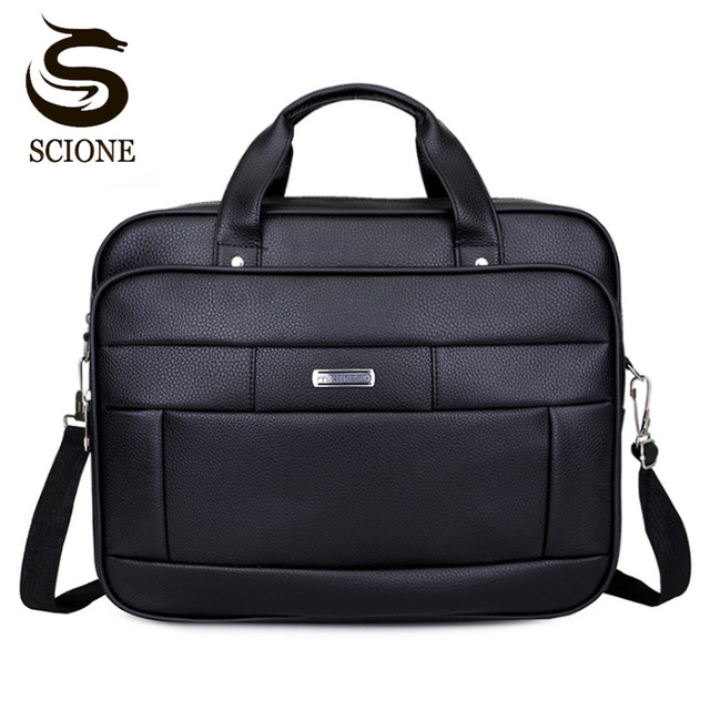 16c225648c27 Waterproof Top PU Leather Garment Bag With Handle Lightweight Business Men  Travel Bags Travel Bags Hand Luggage Duffle Bag