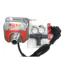 Calefacción de coche de 1500W, calentador de refrigerante para Motor de coche, precalentador auxiliar de gasolina, diésel, calentador de agua para estanque