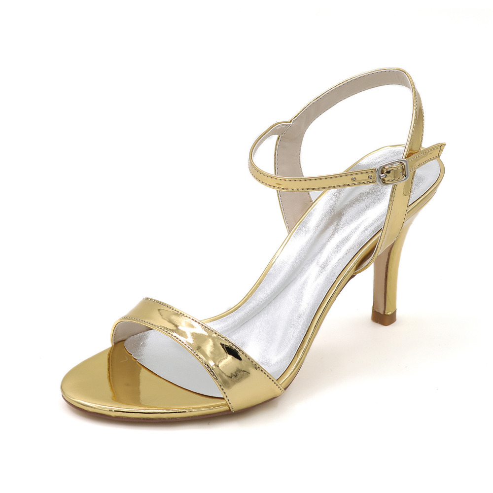 High Quality Simple Silver Heels Promotion-Shop for High Quality ...