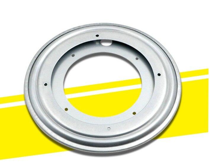 Tv Schrank Bücherregal Universal Rund Plattenspieler Möbel Teile Multi-funktion Rotary Swivel Platte Vertrieb Von QualitäTssicherung durchmesser: 200mm 5,5 Zoll