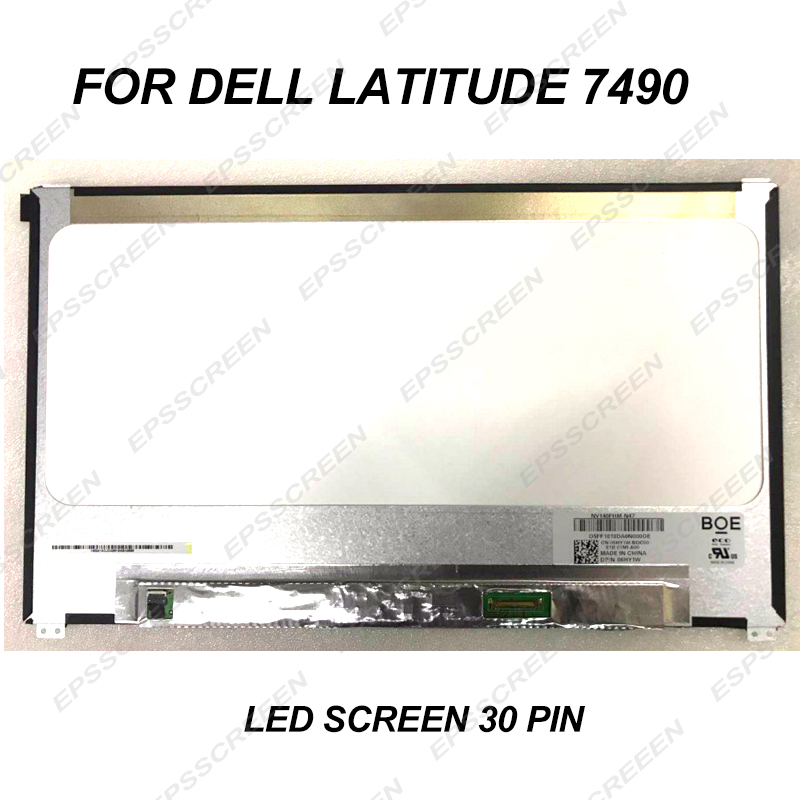 """Dell Latitude P73G002 LED LCD Screen 14/"""" FHD 1080p Replacement Display New"""