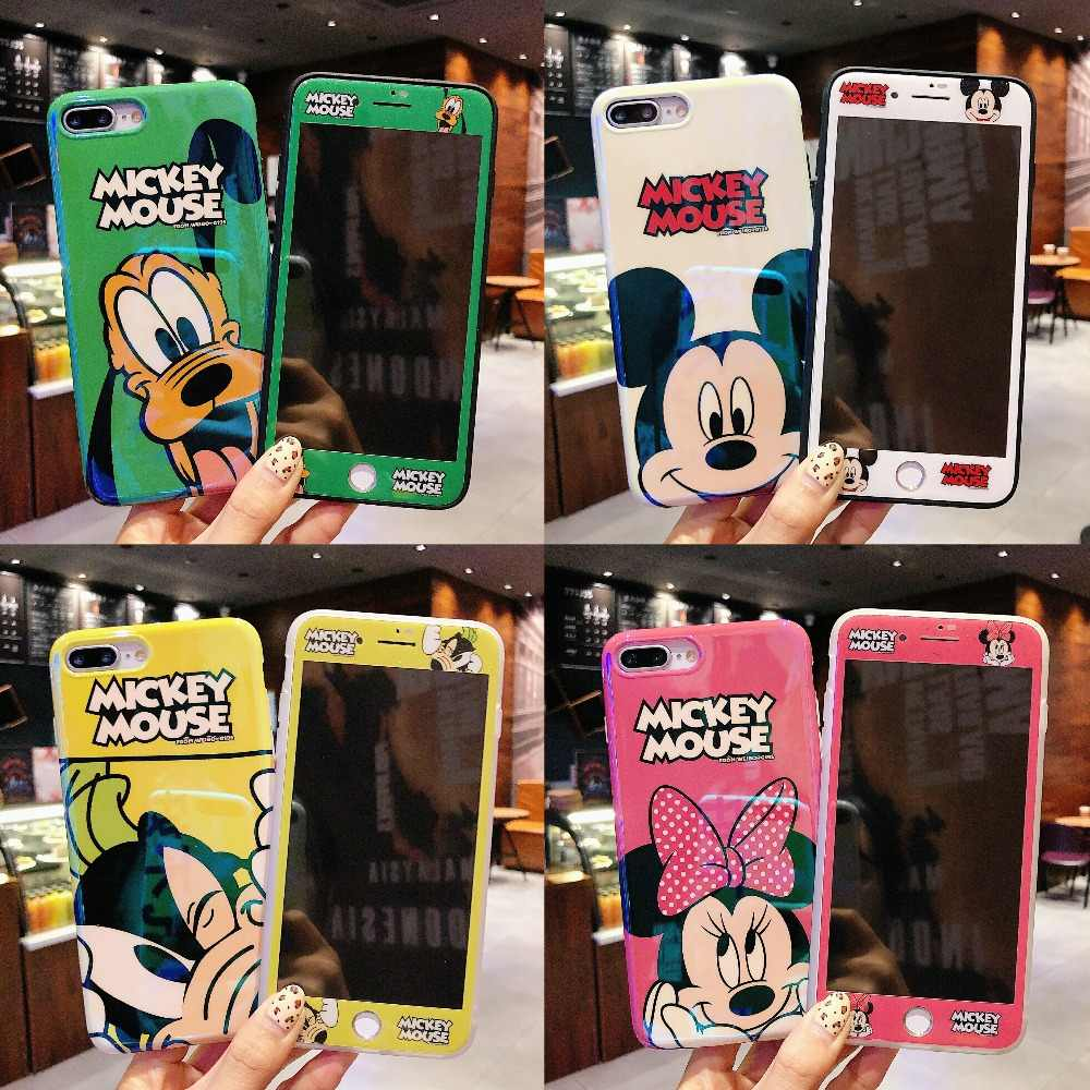 purchase cheap 567ca 45ff6 Detail Feedback Questions about Mickey Mous Women Luxury Phone case ...