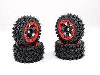 1/5 Baja 5B All terrain nail tire Wheel set 4PCS/SET for 1/5 HPI Baja 5B ROVAN KM1.0 2.0