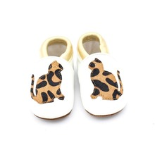 10 Styles First Walkers Skid-Proof Baby Shoes Soft Genuine Leather Baby Boys Girls Infant toddler Moccasins Shoes Slippers