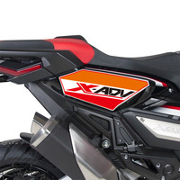 For Honda X adv xadv 750 2017 2018 1 pair High quality, beautiful motorcycle sticker kit flank