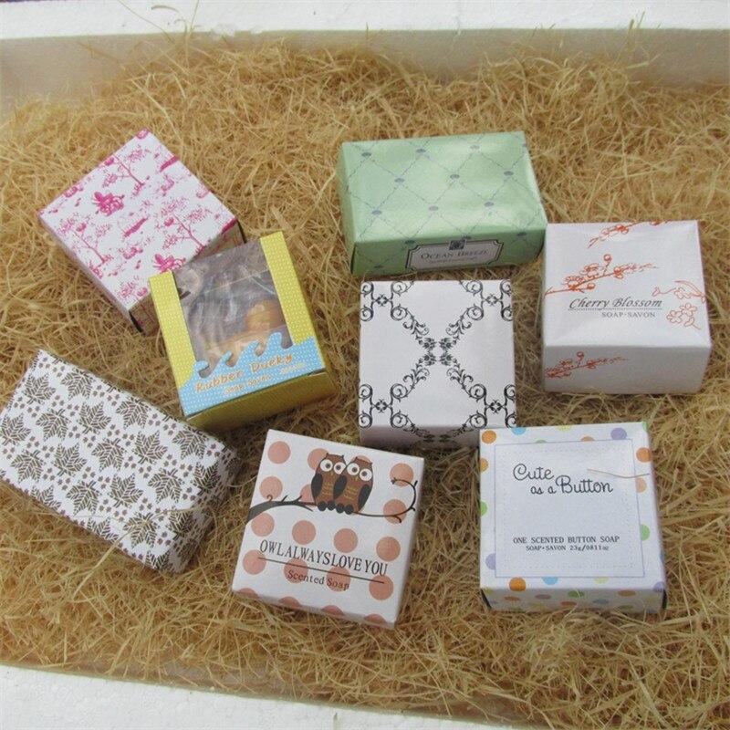 Rubber Ducky Soap Favor Little Cute Duck Soaps For Wedding Favor