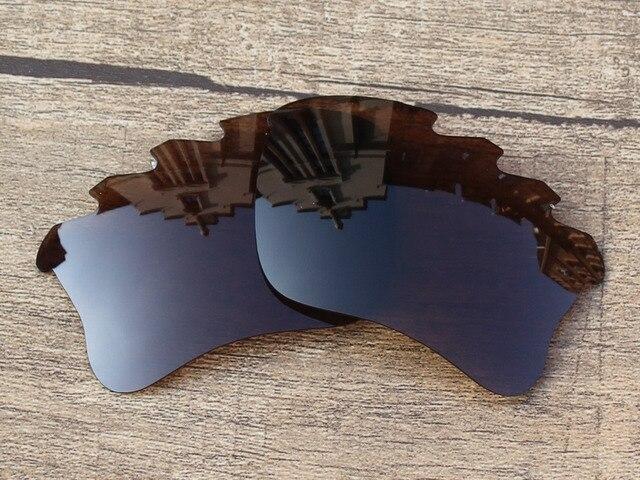 Медно-Коричневый Поляризованные на Замену Линзы Для Бронежилет Xlj Вентилируемый Солнцезащитные Очки Рама 100% UVA и UVB Защиты