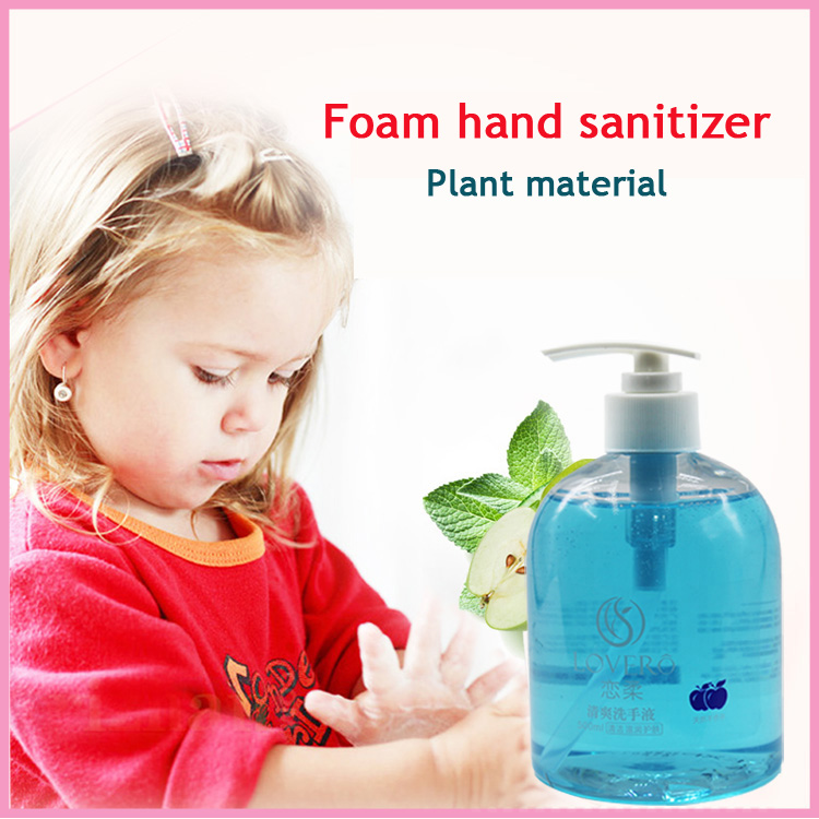 Plant Extract Hand Soap Hand Cleaning Fruit Cleaning Vegetable Rinse Foam SU25