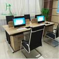Shipping clerk desk computer desk work more than a simple modern combination of screen partition card 2/8