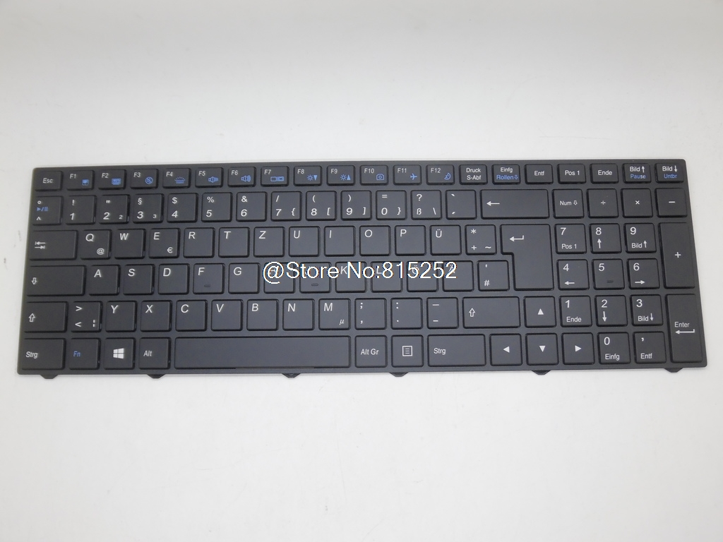 Laptop Keyboard For CLEVO N250 CVM15F26D0J430 CVM15F36D0-430 CVM15F30J0-4301 CVM15F20J0J430 CVM15F30J0-430 Germany GR/Japan JP цены онлайн