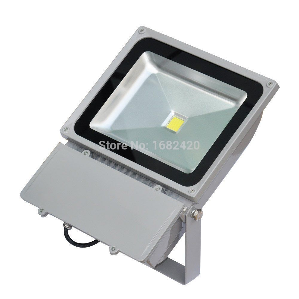 Free Shipping High Brightness 70w 100w 120W Warm White Cool White Outdoor Lighting for Garden Adverttising Building