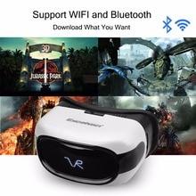 Excelvan a5026 słuchawki hd 3d virtual reality vr okulary android 5.1 RK3126 Quad Core 8 GB WIFI Bluetooth TF Karta Wideo odtwarzacz