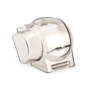 Image 2 - Прозрачный защитный чехол для объектива камеры, Защитная крышка с шарнирным замком, крышка, чехол для RC DJI Mavic Pro/Platinum Drone Parts