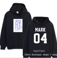 bambam GOT7 hoodies jb sweatshirt just right FLY concert clothing Hoodie for women Korean costume harajuku kawaii kpop clothes