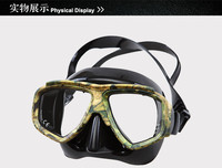 Anti Fog Professional Underwater Diving Mask Scuba Snorkel Sports Swimming Masks Silicon Fishing Pool Equipment Diving SurfMasks
