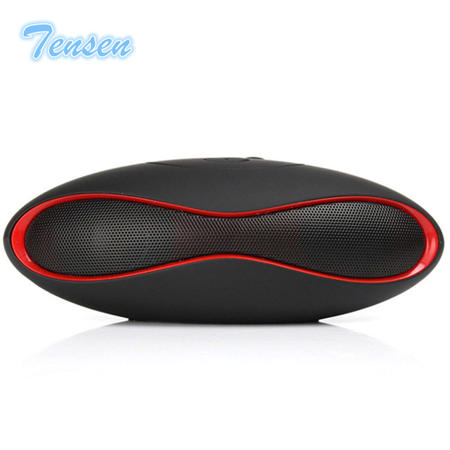 Rugby Mini Blutooth Boombox Wireless Bluetooth Speaker Portable Receiver Audio Radio FM Som Soundbar for iPhone Samsung Xiaomi