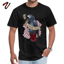 Design Vibes Sleeve Tops T Shirt Father Day Round Collar All Overlord Male T-Shirt I Love You Design Tops Shirt On Sale t shirt chicco size 086 flower i love you pink