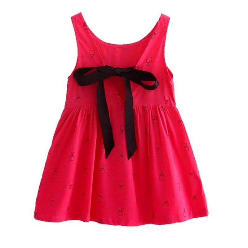 Children-Girls-Clothes-Summer-Girl-Dress-Kids-Sleeves-Printing-cotton-dresses-Vestidos-Dress-for-Girl-5