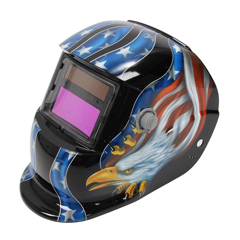 Solar Auto Darkening Welding Helmet Mig Tig Arc Milling welders mask km 1600 welding mask arc tig mig weld solar auto darkening helmet