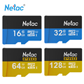 Netac P500 128GB 64GB Micro SDXC U3 Micro SD Card,32GB 16GB Micro SDHC U1 Class10 Flash Memory Card UHS-I TF Cards 5pcs/lot