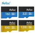Netac U3 P500 128 ГБ 64 ГБ Micro SDXC Карта Micro Sd, 32 ГБ 16 ГБ Micro SDHC UHS-I U1 Class10 Флэш-Карты Памяти TF Карт 5 шт./лот