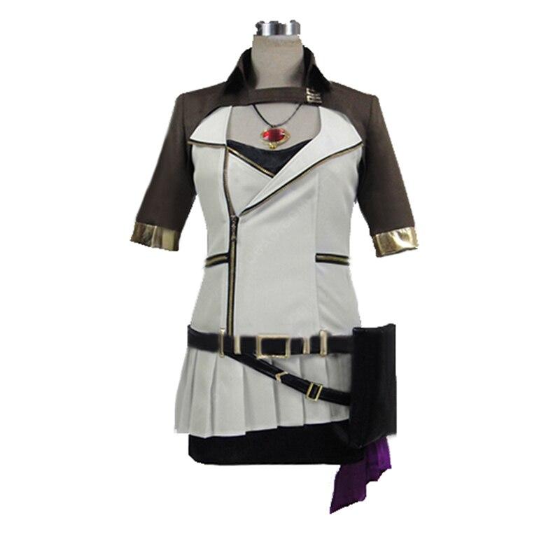 RWBY A Set Fighting Blake Belladonna Cosplay Costume:Free shipping