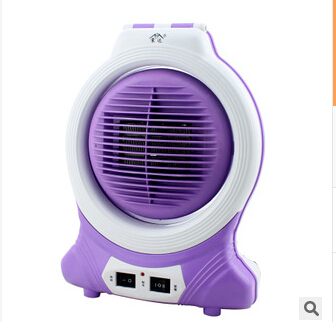220V fashion 450W household electric fan heater with lamp bathroom electric  heater electric heater lamp(
