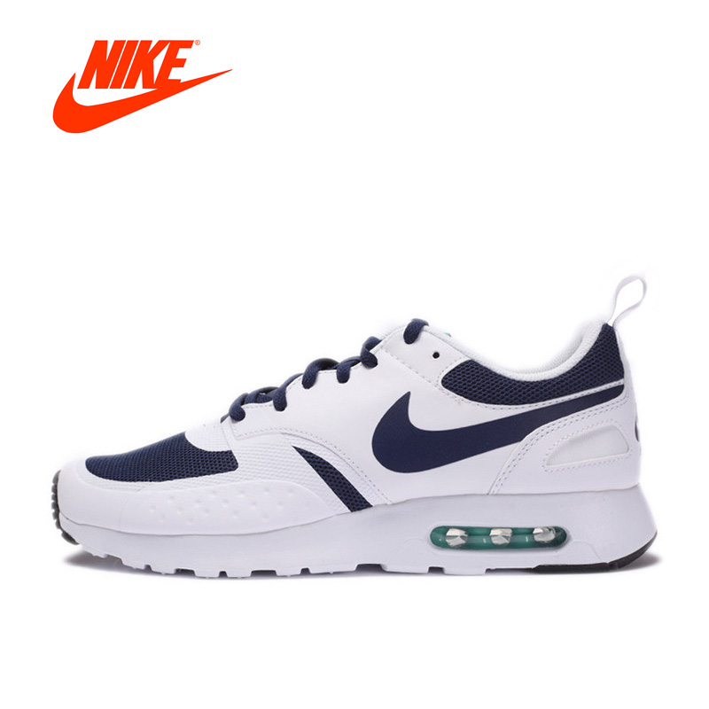 Original Authentic New Arrival Nike Air Max Vision Men's Breathable Running Shoes Sports Sneakers Outdoor original nike sneakers breathable air max motion lw women s running shoes beginner summer air mesh sports sneakers women shoes