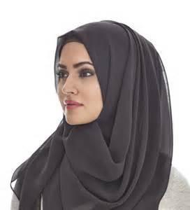 Image 2 - Foulard en mousseline de soie unie, 80 couleurs, châles de couleur unie, hijab populaire, écharpes musulmanes populaires, 10 pièces/lot