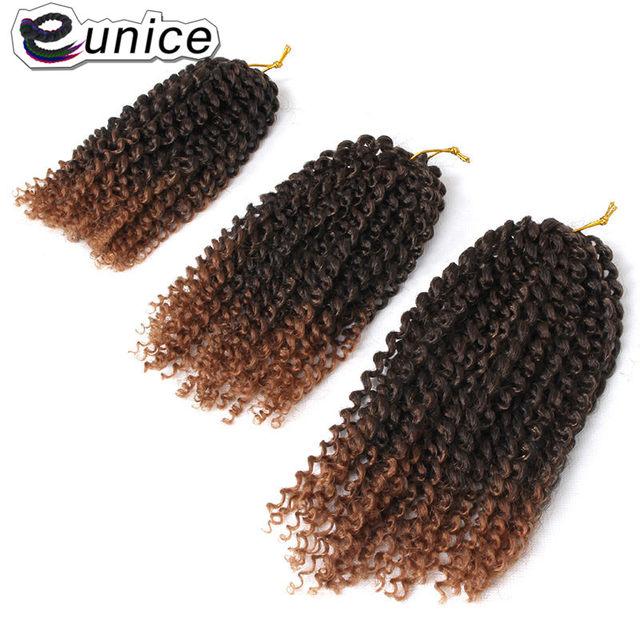 Mali Bob Afro Twist Curly Crochet Braids (4)