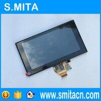 6 بوصة شاشة lcd DFD060VFPLM لل غارمين 2699 2699LM 2699LMT-D gps شاشة عرض lcd مع شاشة اللمس محول الأرقام لوحة
