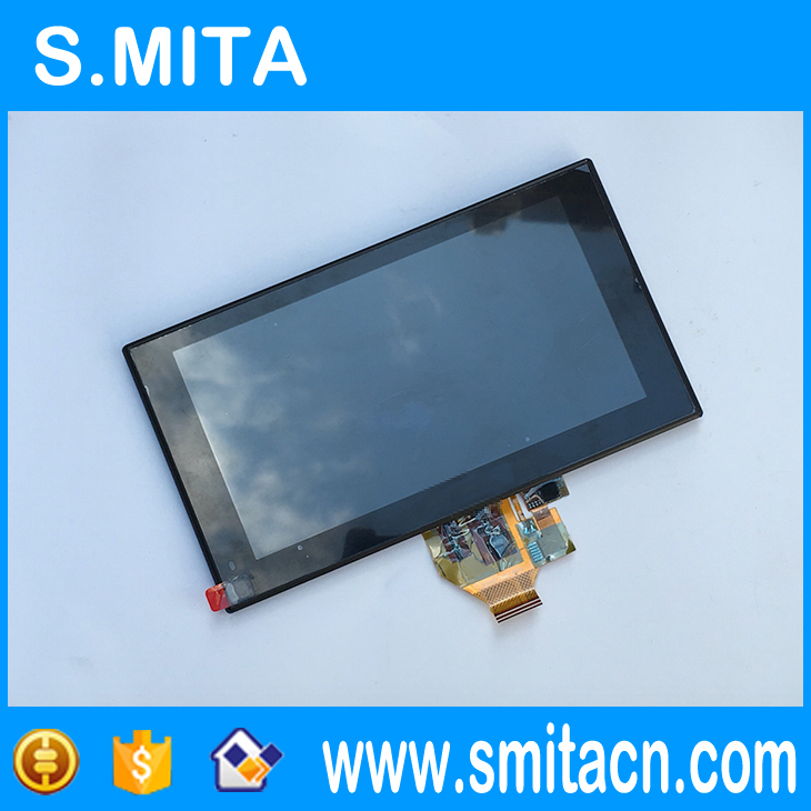 6 inch LCD screen DFD060VFPLM for Garmin nuvi 2699 2699LM 2699LMT-D GPS LCD display screen with touch screen digitizer panel ultra thin 7 touch screen lcd wince 6 0 gps navigator w fm internal 4gb america map light blue