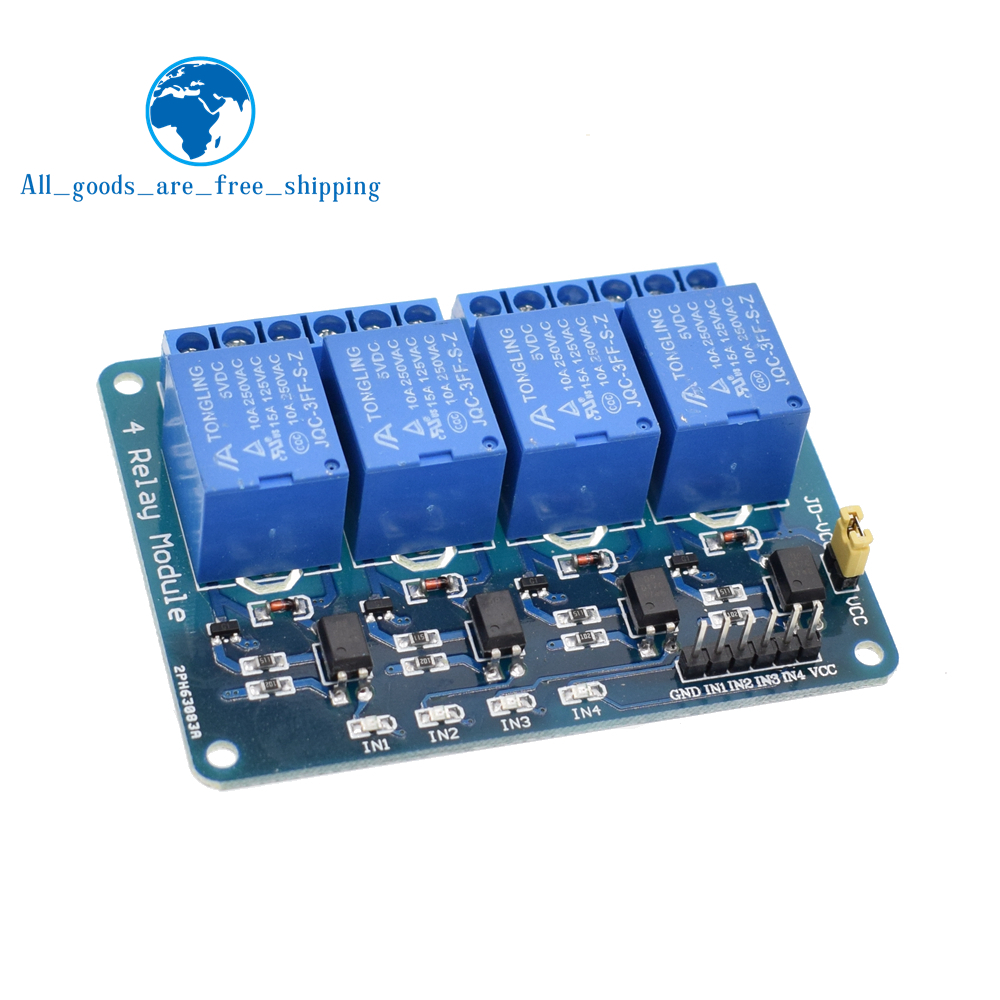TZT 1pcs 5v 12v 1 2 4 6 8 channel relay module with optocoupler. Relay Output 1 2 4 6 8 way relay module for arduino In stock 16