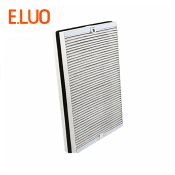 365*45*278mm size hepa filter with high quality efficient addition to formaldehyde composite air purifier parts AC4076 AC4147 high quality formaldehyde air quality detector