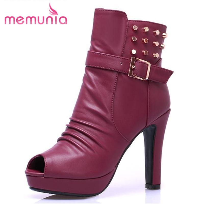 Popular Purple High Heel Boots-Buy Cheap Purple High Heel Boots