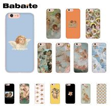 Чехол для телефона Babaite Renaissance angels для iphone 11 Pro 11Pro Max 8 7 6 6S Plus X XS MAX 5 5S SE XR