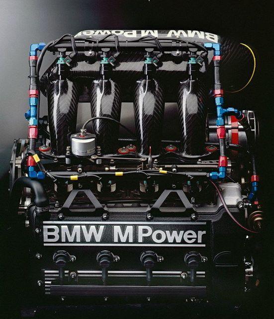 E30 Series Engine Poster