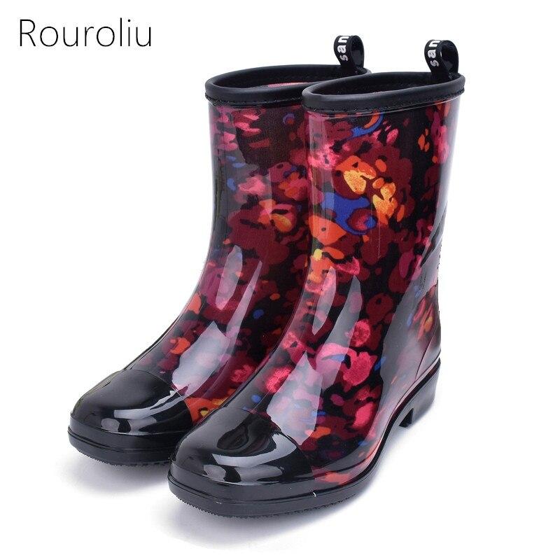 Popular Pvc Rain Boot-Buy Cheap Pvc Rain Boot lots from China Pvc ...