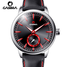 casima new casual men watches top brand luxury 2017 military stainless steel quartz wristwatch waterproof business watch men