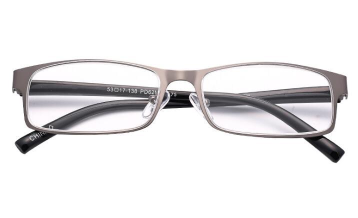 WEARKAPER Titanium Alloy Retro Reading Glasses Men Anti-fatigue Stainless Steel Spring Hinges Frame Glasses Gafas De Lectura
