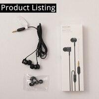 Baseus H04 Bass Sound Earphone In-Ear Sport Earphones with mic for xiaomi iPhone Samsung Headset fone de ouvido auriculares MP3 5