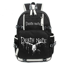 Death Note Luminous Large Backpack