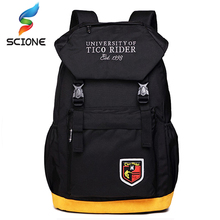 Hot A++ Quality New Male Canvas Backpack High Capacity Travel Bag Laptop 19 inch backpack Men School Bag Rucksack mochila