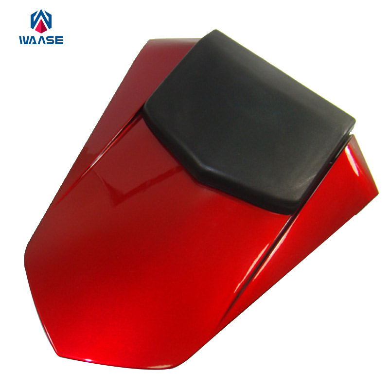 Motorcycle Parts Rear Seat Cover Tail Section Fairing Cowl Dark Red For 2007 2008 Yamaha YZF R1 Motorcycle Accessories