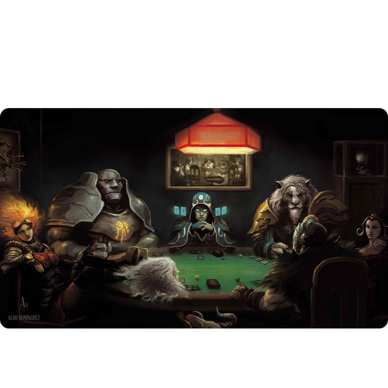 Board Game Playmat For Magical Tool The Gathering Large Rubber Speed Gaming Edition Mouse Pad Mat Custom Order DIY