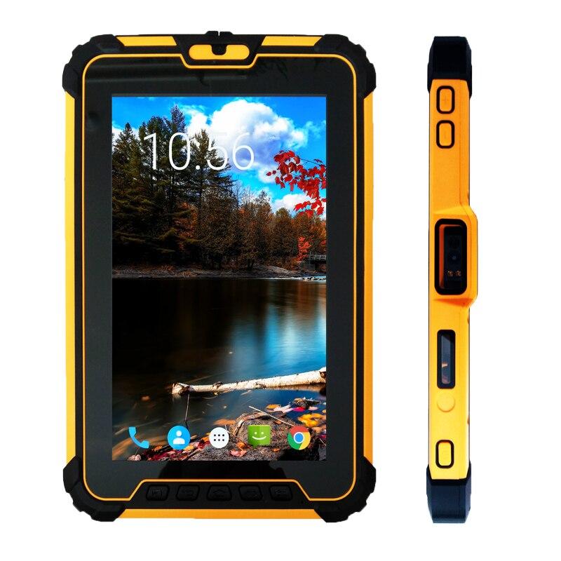 8 дюймов Android 7,1 Прочный планшетный ПК с сенсорным экраном 8 ядро Процессор, 2 ГГц Ram 4 GB Rom 64 ГБ с поддержкой технологии NFC,-in Промышленный компьютер и аксессуары from Компьютер и офис