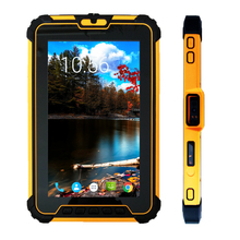 8 inch אנדרואיד 7.1 המוקשח Tablet PC עם 8 מעבד ליבה, 2 GHz זיכרון Ram 4 GB Rom 64 GB עם NFC,