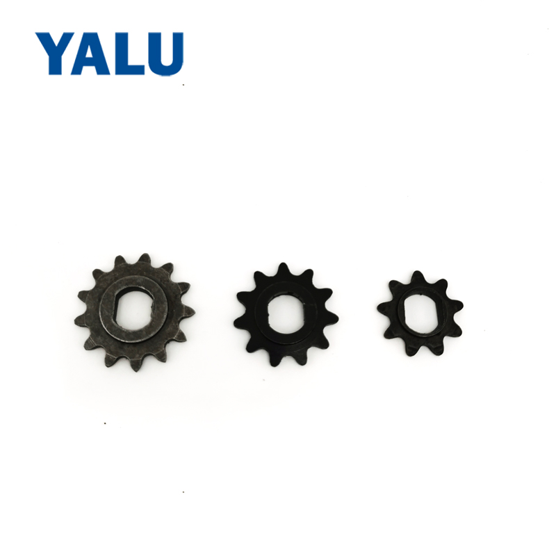 Electric Scooter 9T 11T 13T  25H Sprocket For 25H Chain Motor Pinion Gear MY1020 DC Motor